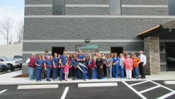 University Surgical Associates Ribbon Cutting